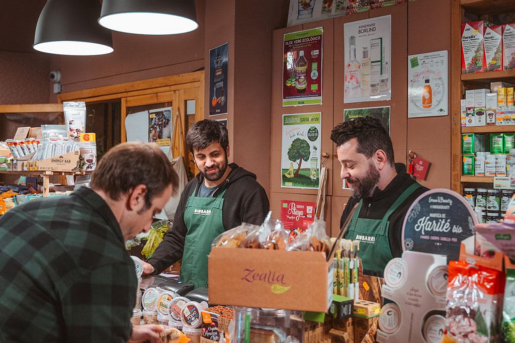 Bio Barri: Alimentación Orgánica En Barcelona