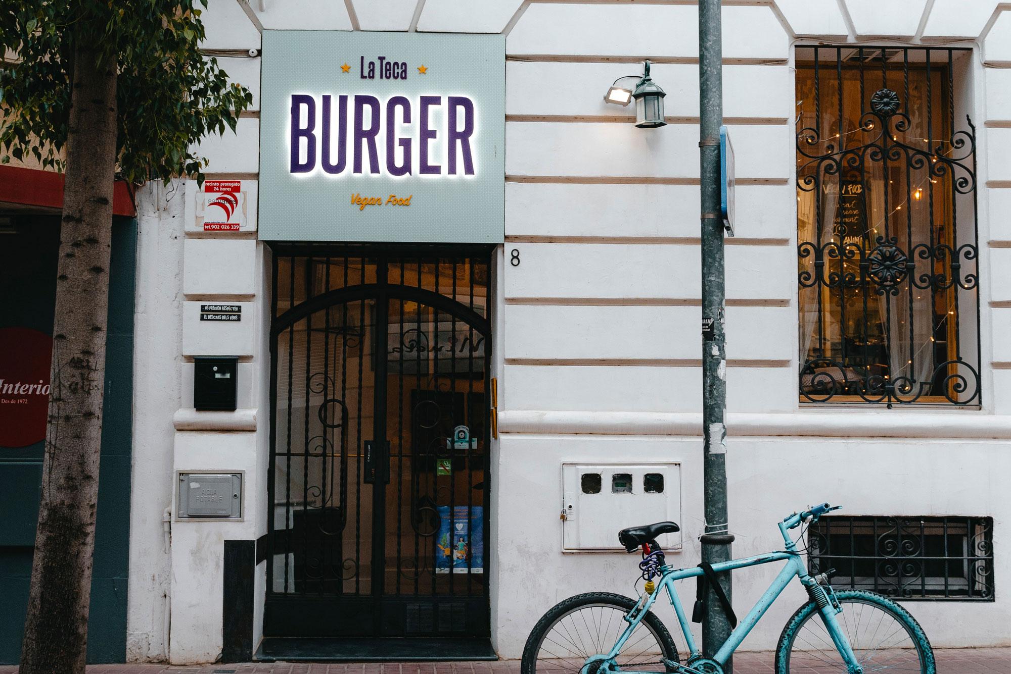La Teca Burger: Hamburguesas Veganas En Sabadell